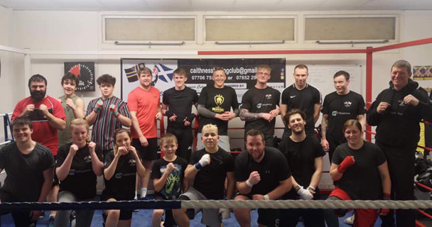 The Caithness Boxing Club